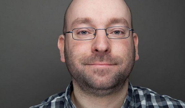 Porträt von Herrn Steffen Grundmann