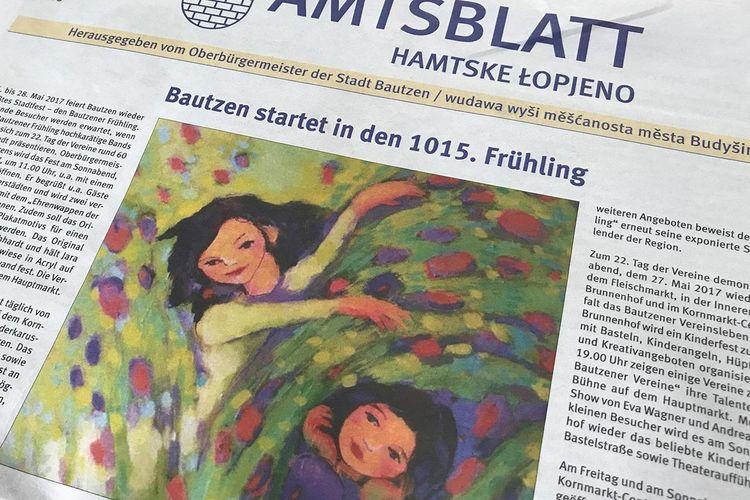 Amtsblatt der Stadt Bautzen