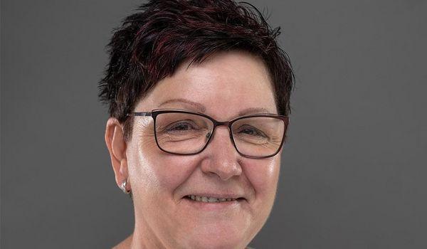 Porträt von Frau Karin Kluge