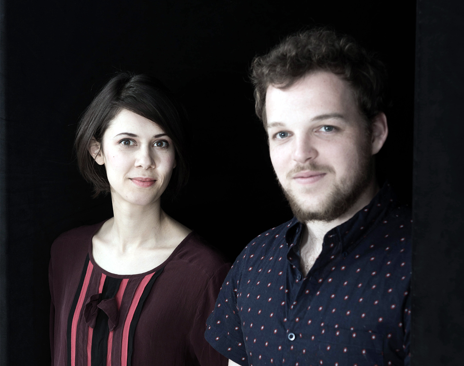 Olivia Trummer und Jeau-Lou Treboux